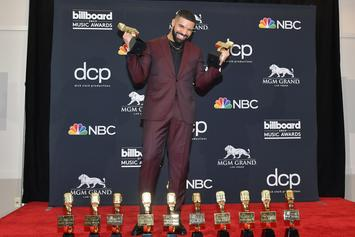 """Drake Wins Big At The BBMAs & Gives Shout Outs To """"GoT,"""" ScHoolBoy Q, Offset, & Quavo"""