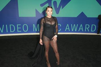 Keyshia Cole Announces That She & Boyfriend Niko Khale Are Expecting
