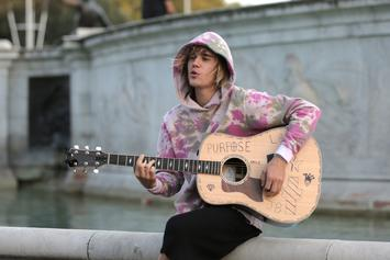 Justin Bieber Links Up With YouTube For Undisclosed Project