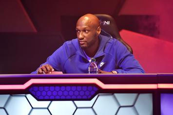 """Lamar Odom: """"Getting High Is Not On My Agenda Right Now"""""""
