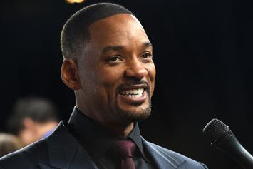 "Will Smith's Genie In ""Aladdin"" Movie Takes A Hip-Hop Twist On Robin Williams' Original"