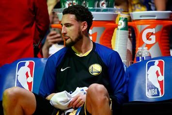Warriors Advised To Prioritize Klay Thompson Over Kevin Durant: Report