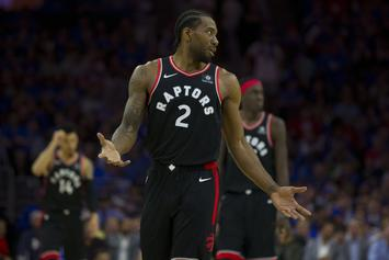 "Kawhi Leonard Re-signing With Raptors Is A ""Serious Consideration Now"": Report"