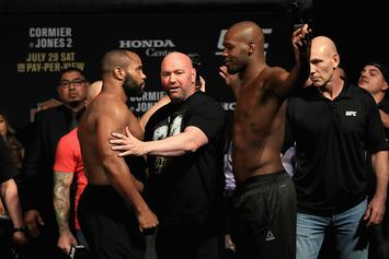 "Daniel Cormier On Jon Jones Rematch: ""It's All I Want"""