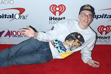 "Logic Sounds Off In Passionate Rant: ""Fu*k Sample Clearance"""