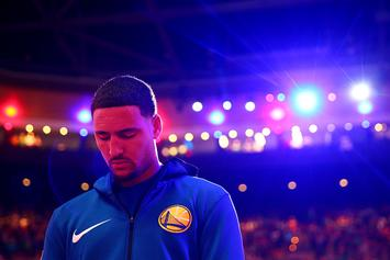 "Klay Thompson Unsatisfied With ""Avengers: Endgame,"" Walked Out After 2 Hours"