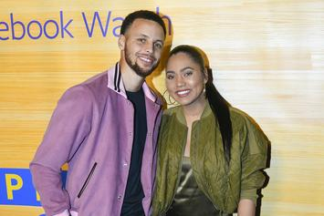 """Ayesha Curry Dragged On Twitter For """"Male Attention"""" Comments"""