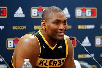 Metta World Peace Explains Why He Could Win NBA Title As Head Coach