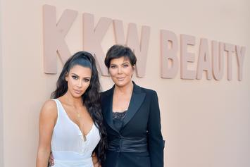 Kris Jenner Gets Emotional While Alice Johnson Attends Kardashian Family Dinner