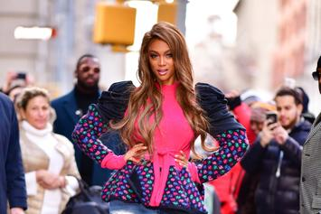 Tyra Banks Explains Why She's Changing Her Model Name To Banx