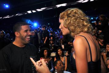 Taylor Swift Fans Are Convinced Drake Will Feature On Her Next Album
