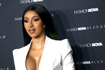 "Cardi B Sued For $1M By Blogger Claiming She Received ""Gang-Related Threats"""