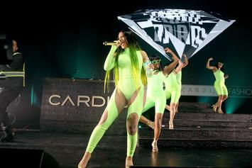 Cardi B Makes $1 Mill From Fashion Nova Collection In 24 Hours: Report