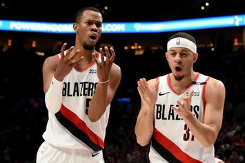 """Seth Curry Calls The Nuggets """"Sassy"""" After Will Barton Scuffle"""