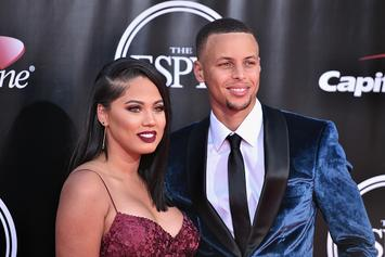 Steph Curry Sends Message Of Support To Ayesha Following Recent Interview