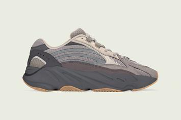 "Adidas Yeezy Boost 700 V2 ""Tephra"" Release Date Announced"