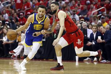 Golden State Warriors Defeat Houston Rockets In Stunning Upset Sans Kevin Durant