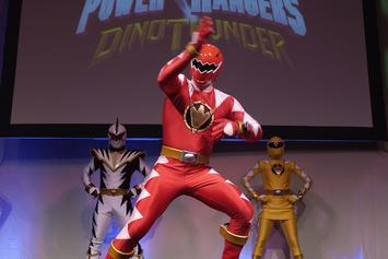 """""""Power Rangers"""" Actor Pua Magasiva, """"The Red Wind Ranger,"""" Found Dead At 38"""