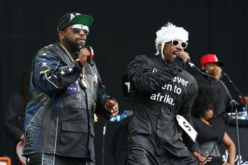 Outkast Makes An Appearance At Big Boi's Son's High School Graduation