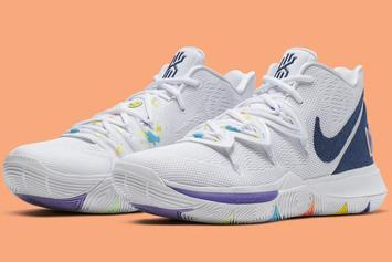 "Nike Kyrie 5 ""Have A Nike Day"" Releases Next Month: Official Details"