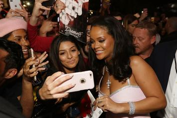 Rihanna's Niece Snaps Her Best Angles In Adorable Video: Report