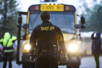 "Sheriffs Advise To Not Use ""Active Shooter"" To Describe Playing Basketball"