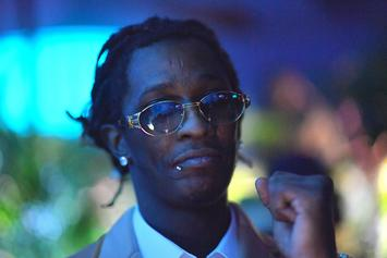 Young Thug Prays For Jay-Z, Diddy, Gunna, His Parents, & More In Instagram Videos