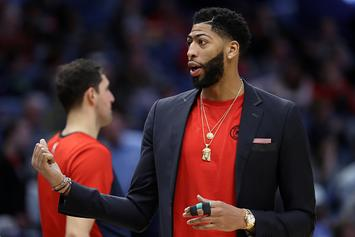 Pelicans' David Griffin Wants To Convince Anthony Davis To Stay In NOLA