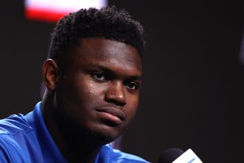 Zion Williamson Could Reportedly Return To Duke To Escape Pelicans