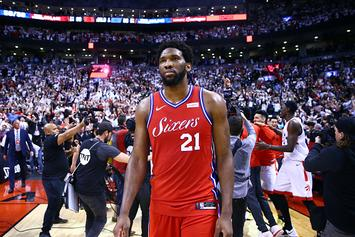 Joel Embiid Returns To Twitter With Crying Profile Pic