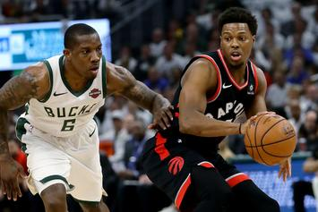Kyle Lowry Drops 30 Points As The Rest Of The Raptors Go Missing