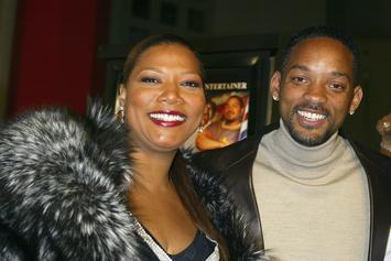 "Queen Latifah & Will Smith Working On Hip-Hop Version Of ""Romeo And Juliet"""