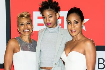 Jada Pinkett Smith's Mother Tells Willow That Porn Has Been Beneficial For Her