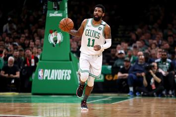 """Kyrie Irving Rumors Claim Teams Are Becoming """"More Wary"""" Of Signing Him"""