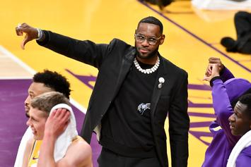 Magic Johnson Confident LeBron James Will Bring Lakers A Title