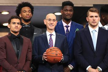 NBA All-Rookie Team Includes The Top-5 Draft Picks For First Time Since '85