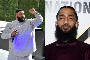 "DJ Khaled Details Nipsey Hussle's Final Message On ""Higher"""