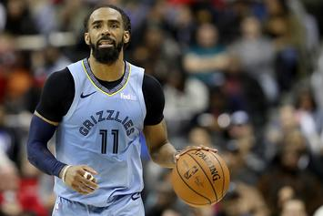 Memphis Grizzlies Expected To Trade Mike Conley: Report