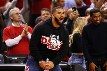 Drake Gets Called Out By Milwaukee Bucks Head Coach Over Courtside Antics