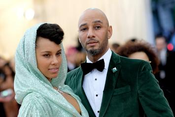 Alicia Keys Talks Making Blended Family Work By Bonding With Swizz Beatz's Ex- Wife