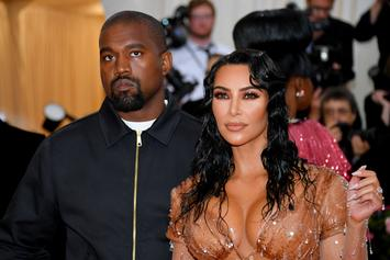 Kim & Kanye West Have Already Trademarked Psalm West's Name