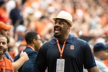 Donovan McNabb Makes His Case For The Pro Football Hall Of Fame