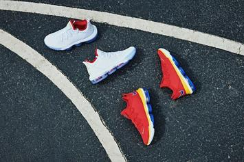 """Nike LeBron 16 Low """"SuperBron"""" & """"Draft Day"""" Now Available: Purchase Links"""