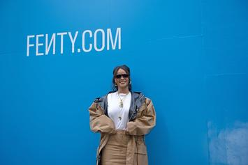 Rihanna Shares More Photos From Her Fenty Paris Launch