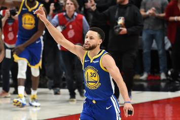 NBA Finals MVP Odds Revealed: Steph Curry Leads The Pack