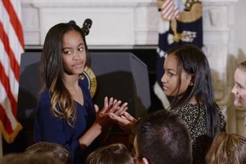 Sasha Obama Went To Prom This Weekend & Twitter Lost It