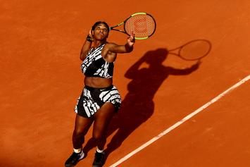 Serena Williams' Off-White Tennis Outfit Made Waves At The French Open