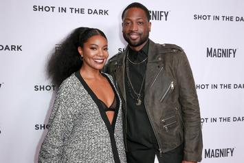 Gabrielle Union Shows Off Toned Physique During Greece Vacation With Dwayne Wade