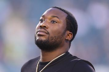 Meek Mill's Alleged Girlfriend May Have Just Low-Key Confirmed Relationship