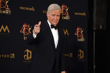 "Alex Trebek Is ""Near Remission,"" Tumours Have Shrunk ""More Than 50 Percent"""